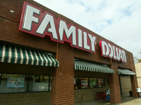 Family Dollar to Shutter 370 Stores; Prices Too High in Bad Economy