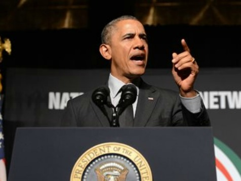 Obama at Sharpton Event: Voter ID Supporters Are 'the Real Frauds'