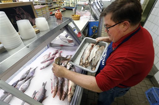 Whitefish Shortage Causing Passover Meal Problems
