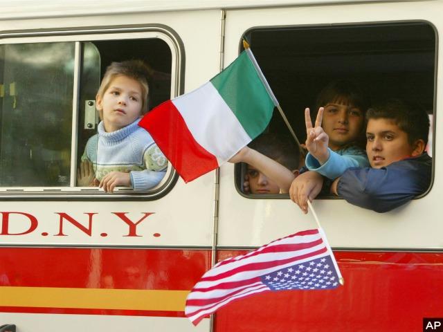 James Zogby: Democrats Must Not Ignore European, Mediterranean Ethnic Voters