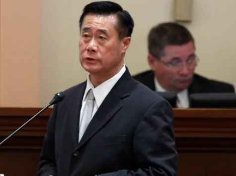 Feds to File New Charges Against Leland Yee