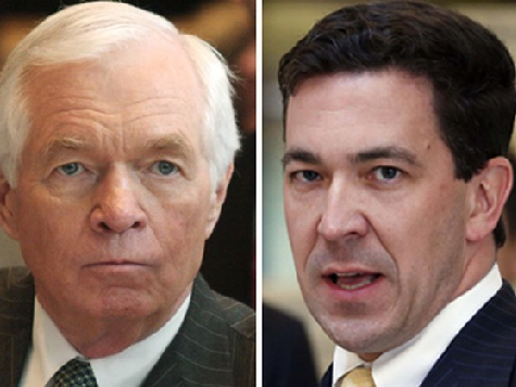 Paper: 'Unbecoming' for Thad Cochran to Refuse to Debate Chris McDaniel