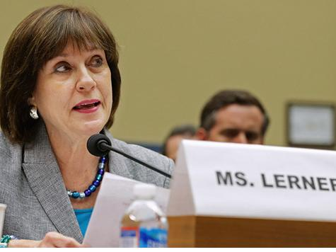Tea Party Patriots Sues IRS