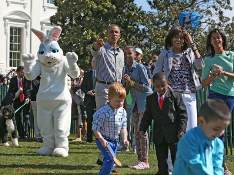 White House Easter Egg Roll to Feature 'Let's Move!' Yoga Garden