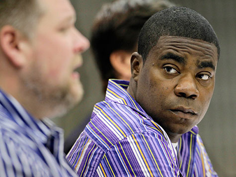 Comedian Tracy Morgan: 'We Have Freedom of Speech, But You Got to Watch What You Say'