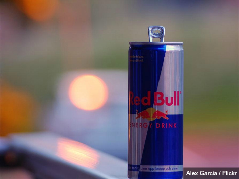 Truck Loads of Red Bull 'Fuelling Islamic State'
