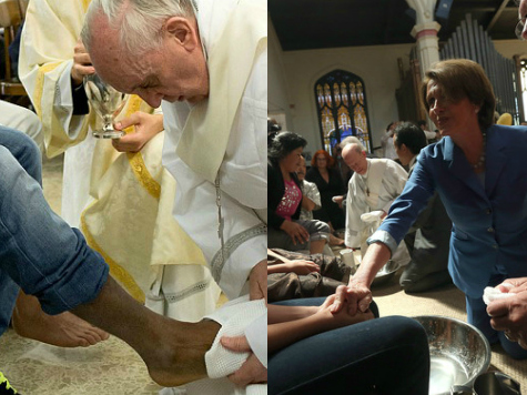 Pelosi and the Pope: A Tale of Two Thursdays