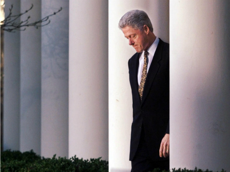 Documents: Bill Clinton Feared Hillarycare Would Cause People to Lose Insurance