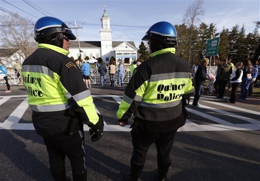 Boston Marathon Returns to the Streets with Heightened Security