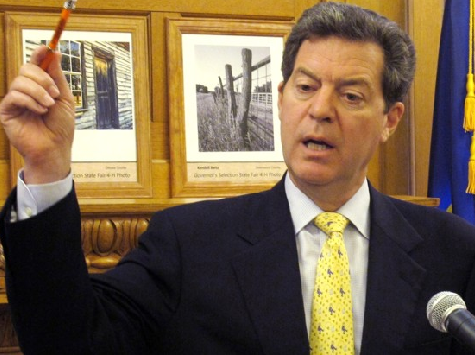Kansas Governor Brownback Signs Bill Nullifying Gun Laws