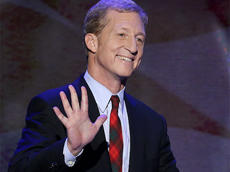 Billionaire Tom Steyer: I'm Not Like the Koch Brothers