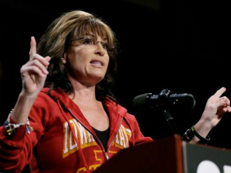 Palin to Jeb on 'Act of Love' Remarks: They're 'Called Illegal Immigrants for a Reason'