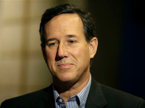 Rick Santorum: 'Not Sure' GOP Cares about Poor as Much as Democrats