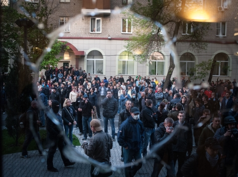World View: The 'Odessa Massacre' May Portend Ukraine Civil War