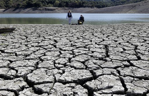 Obama Admin's Climate Change Report to Paint Dire Picture
