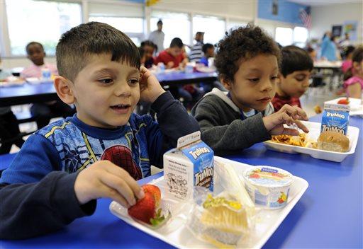 Schools Seek Changes to FLOTUS Healthier Lunch Rules