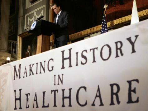 Massachusetts Scraps Romneycare Exchange