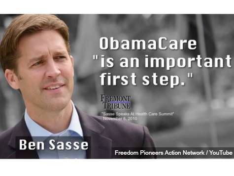Nebraska Paper: Osborn Camp Attack Ads Misquoting Sasse 'Disturbing'