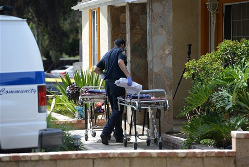 Man Kills 3 Members of California Family, Himself