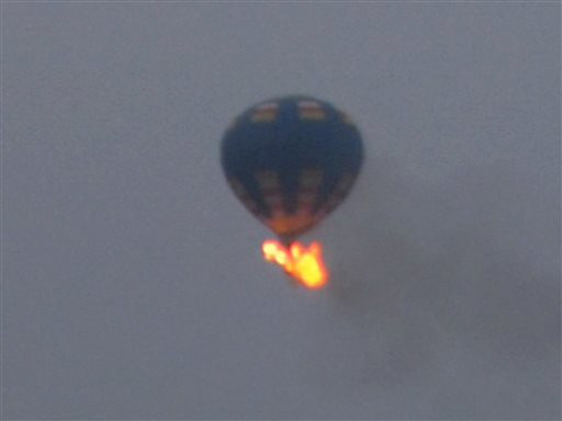 2nd Body Recovered from Virginia Balloon Crash