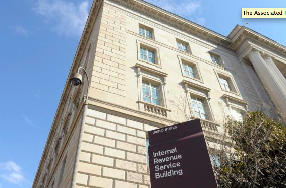 IRS Paid Out Billions In Tax Credits To Ineligible People
