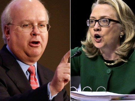NY Post: Karl Rove Suggests Hillary Clinton Has Brain Damage