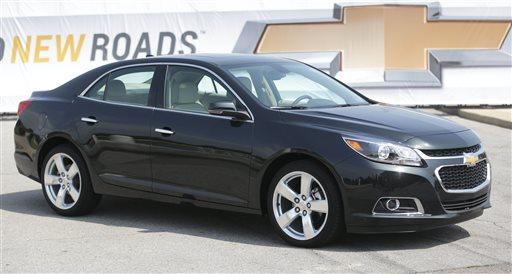 More GM Recalls Announced