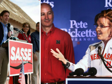 'Roaring to Nov.': Palin Touts More Endorsees After Nebraska Victories
