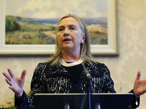 Bill Clinton Contradicts State Dept's Timeline About Hillary's Recovery