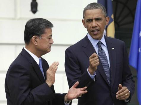 Obama 2008: No One 'More Qualified' to Lead VA Than Shinseki
