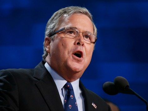 Report: Jeb Bush Organizing Ahead of Potential POTUS Run