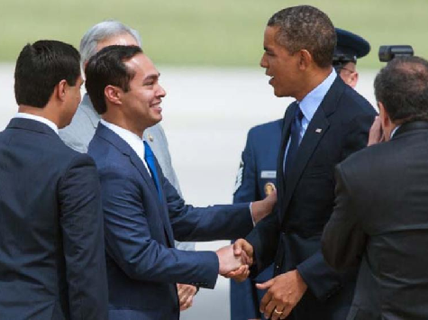 Obama Offers Julian Castro Cabinet Position to Groom Him for 2016?