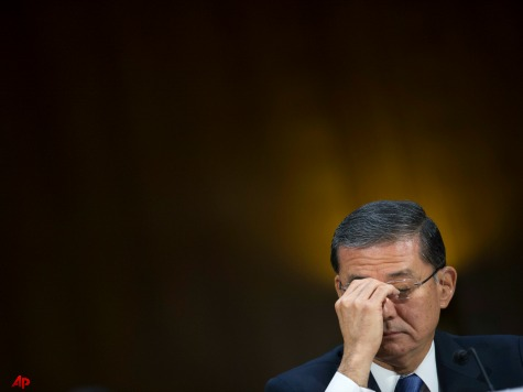 Obama to Meet with Secretary of Veterans Affairs Eric Shinseki