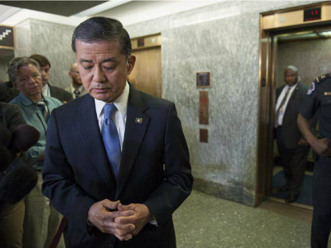 First Dems Call for VA Chief Shinseki to Resign