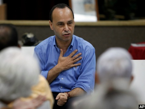 Luis Gutierrez Claims He's 'Not for Amnesty'