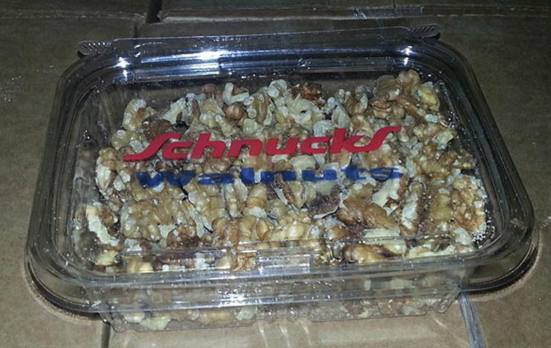 Two U.S. companies recall walnuts, hummus over possible listeria