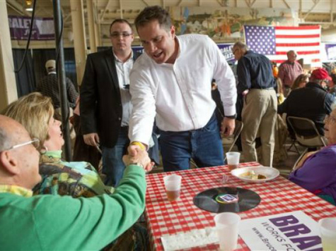 Bruce Braley Hosting Fundraiser with Businessman Accused of Racial Discrimination