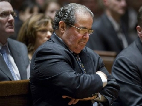 Justice Scalia on Alma Mater: 'Georgetown Not Catholic Anymore'