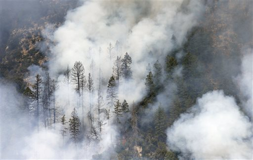 Arizona Wildfire Expected to Nearly Triple in Size