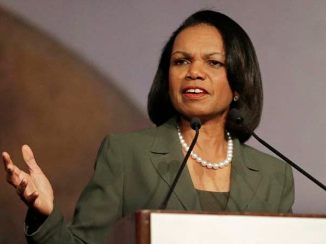 Condoleezza Rice Pushes GOP to Pass Amnesty