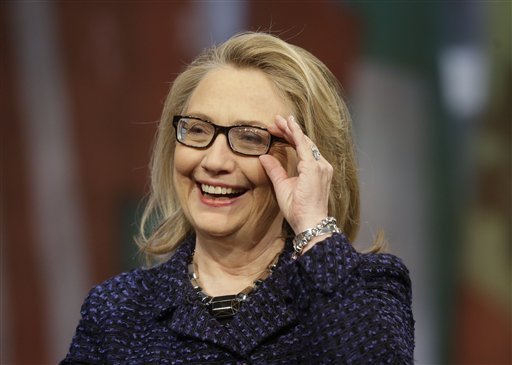 Clinton proud of diplomatic accomplishments