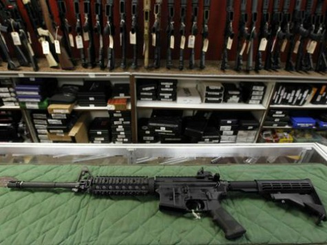 Colorado GOP Challenger Giving Away AR-15 at Campaign Event