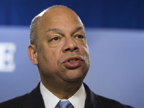 Homeland Security Sec. Johnson Admits Alleged Breach of Classified Docs 'Problematic'