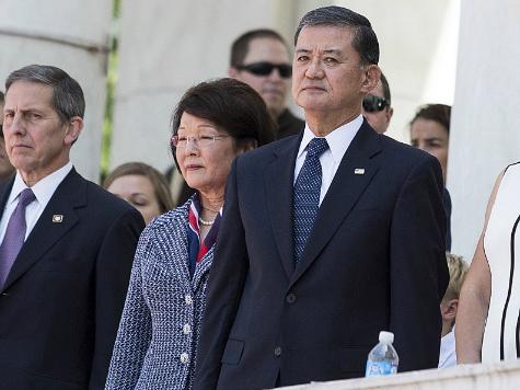 Seven Vulnerable Senate Democrats Call for VA Secretary Eric Shinseki's Resignation