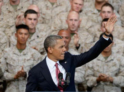 Obama Vows 'Leaner' Military In Ongoing Fight Against Terror