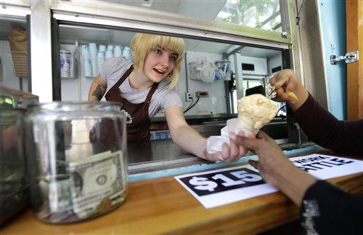 Seattle Council Passes $15 Minimum Wage