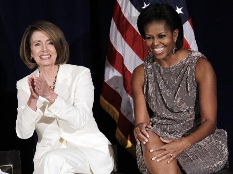 Michelle Obama: I Love Nancy Pelosi