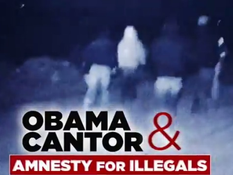 Conservative Group Blasts Eric Cantor for Amnesty Deception
