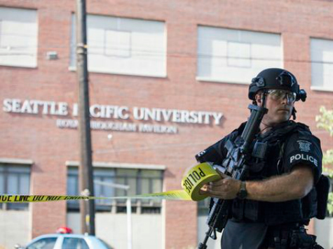 Seattle Gunman Subdued by Student Who 'Likes' NRA