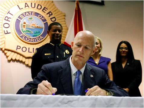 Florida Gov. Rick Scott Signs Bill Allowing In-State Tuition For Illegal Immigrants